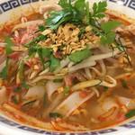 タイ食堂 サワディー - 料理写真:トムヤムラーメン ¥600