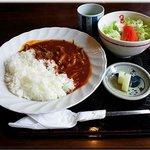 ごとんぼ - 料理写真:生野ハヤシライス(600円)
