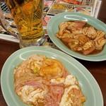スタミナホルモン食堂 食樂 -