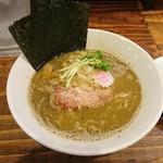 玉五郎 - バリ煮干しラーメン