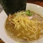 玉五郎 - 太麺です