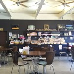 マルサ マルシェ カフェ - 店内の様子