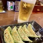 一番五郎 - 青葉餃子と生ビール