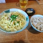 98076085 - 八重山そばセット¥650(18-12)