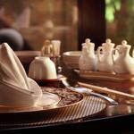 中国料理 柳城 - 優雅な雰囲気が溢れる空間