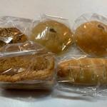 麦の恵み - 料理写真:今回購入分