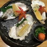 小ぼけ - 生牡蠣