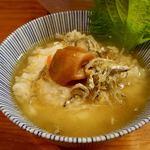 98079285 - スープ茶漬けセット 250円