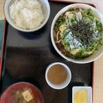 黒潮一番館 - カツオマヨ丼