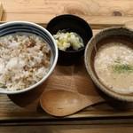 じねんじょ庵 - 自然薯麦とろご飯