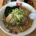 98082961 - 味噌ラーメン 750円
