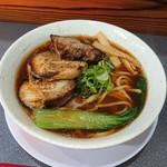98083523 - 汁アリ炙りチャーシュー麺