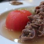 PIKOSHHHU - 洋風おでん トマトと ずり皮串