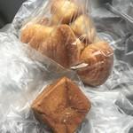 パンのなる木 - フォンダンショコラ・ミニクロワッサン