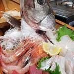 はるみ寿司 - 料理写真:豪華船盛