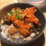 本丸亭 - ミニまんま飯