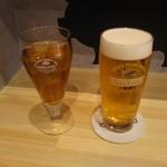 Butanikusemmontentonkatsunori - 無料のお茶と生ビール/中