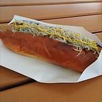 納豆DOG - しらす納豆ドック