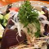 グレース浜すし居酒屋はま - 料理写真:鰹のタタキ