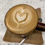 オーバーコーヒー&エスプレッソ - キュート