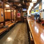 グレース浜すし居酒屋はま - 店内の雰囲気