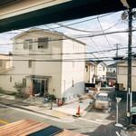 オカシ・ゼロヨンロクナナ - 窓から見える景色