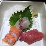 金魚すさび - ◆季節のお刺身盛り