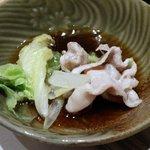 金魚すさび - ◆やんばる島豚あぐーのしゃぶしゃぶ鍋
