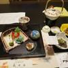 嵐渓荘 - 料理写真:山里料理