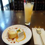 トノー - ジュースとデザート