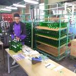 平野醸造合資会社 - ここで直接タンクから詰めて販売されます。