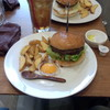burger house UZU - 料理写真:赤ワイン仕立てのTERIYAKIバーガー(1000円)
