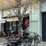 burger house UZU - お店外観