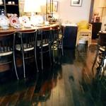 カフェ・ラ・ミル - 店内