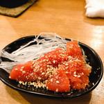 鮨りょう馬 - 料理写真:明太子
