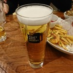 クラフトビアマーケット - 御殿場高原ビールのコシヒカリラガー
