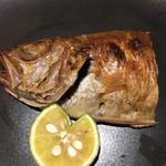 辻政 - Grilled rockfish