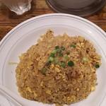 98097078 - 炒飯セットのキムチ炒飯