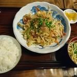 98097150 - フーチャンプルー定食\850(18-12)
