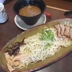 98097892 - 天翔つけ麺並盛り(780円)