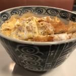 牛平 - ミニカツ丼@420円