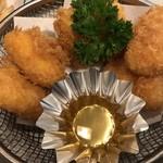 牛平 - チーズフライ@420円