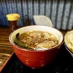 98100970 - [2018/11]つけ麺・並(800円)