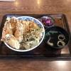 三喜 - 料理写真:かき天丼 1000円