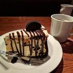 98101206 - ブラッククッキーチーズケーキ ¥980