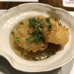 イチズシ - 海老のしんじょ揚げ