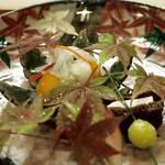 日本料理 櫻川 - 八寸全景