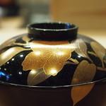 日本料理 櫻川 - 蒔絵