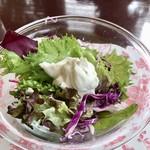 モーニング - サラダ