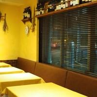 リストランテ ピッツェリア ジャンカルロ トウキョウ-店内